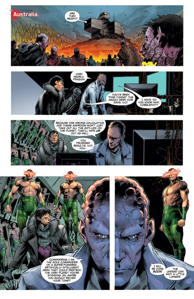 DCeased Dead Planet #6 preview