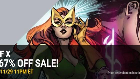 ComiXology offering 80% off Marvel's X-Men 'Dawn of X' comics