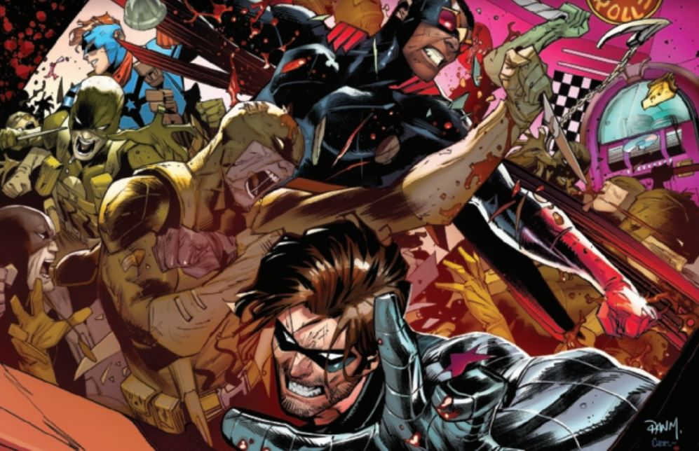 'Falcon & Winter Soldier' #5 review