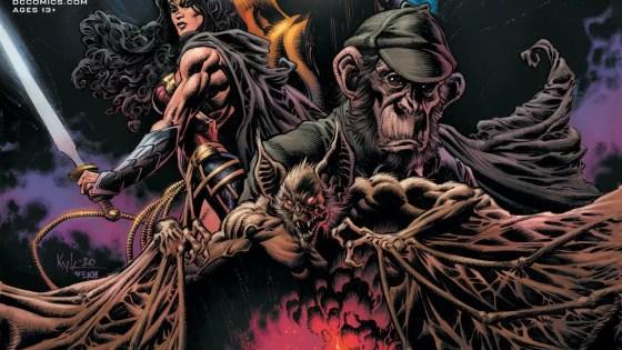 DC Preview: Justice League Dark #28