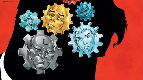 DC Preview: Metal Men #12