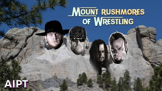 Mt. Rushmores of Wrestling: Undertaker Moments