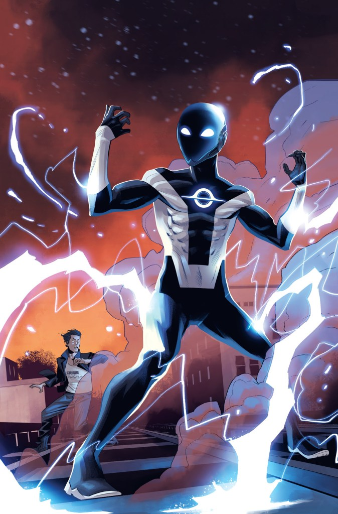 Radiant Black #1 image comics