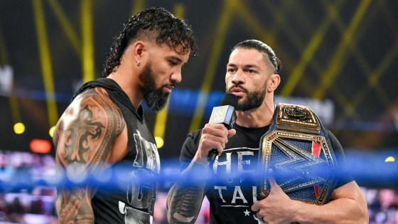 SmackDown: The Uso family values soap opera