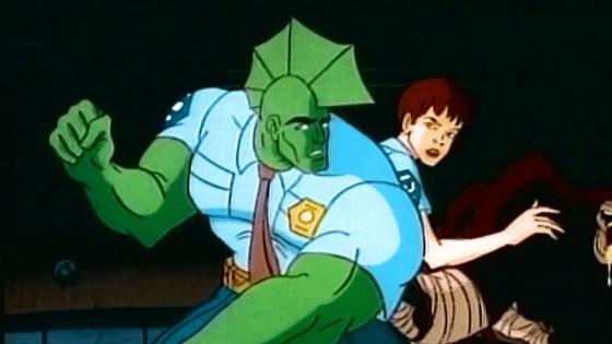 Image Comics reminds us 'Savage Dragon' cartoon streaming on Peacock