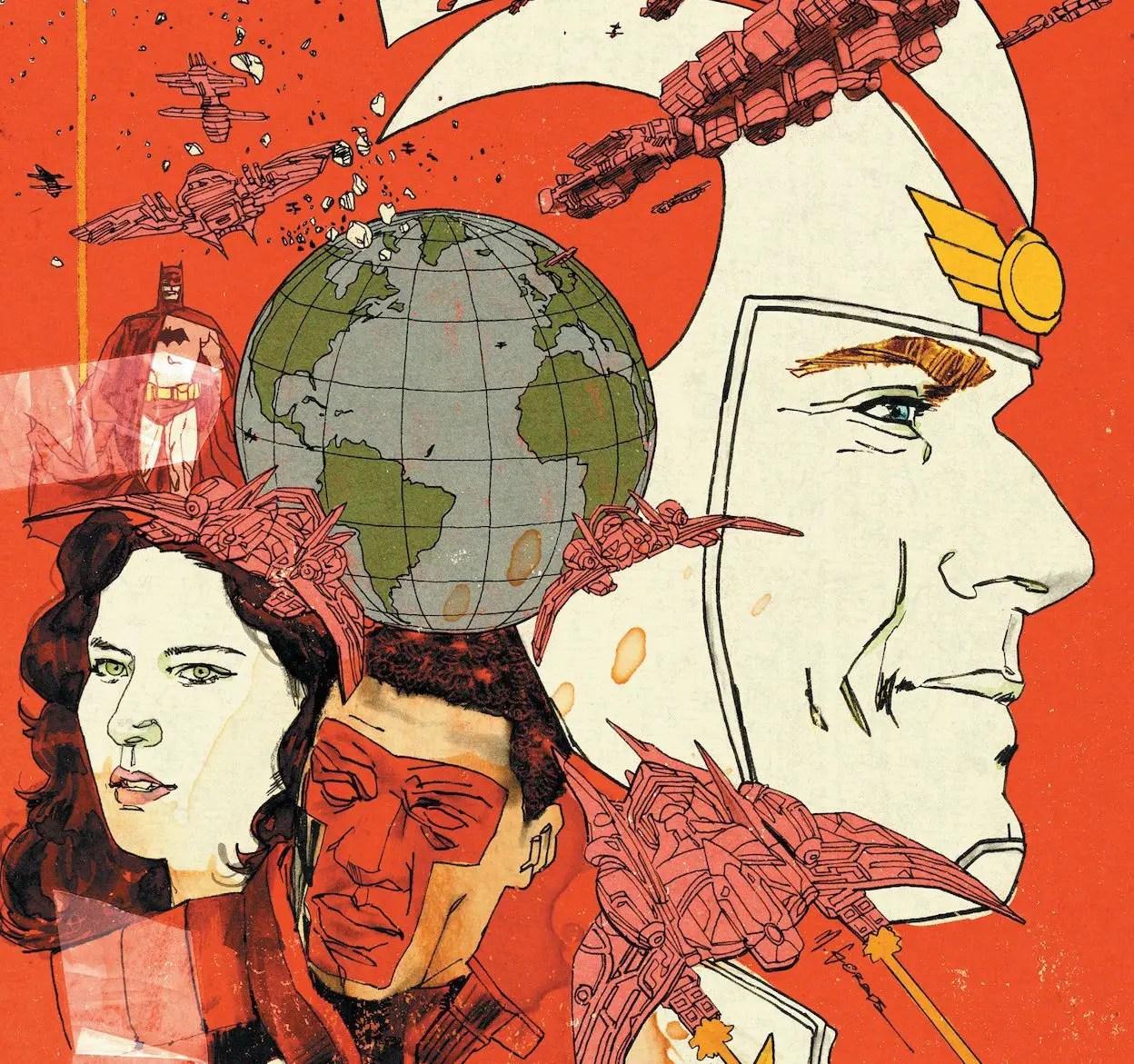 'Strange Adventures' #7 review