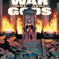DC Preview: Tales from the Dark Multiverse: Wonder Woman: War of the Gods #1