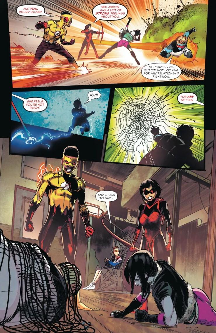 DC Preview: Teen Titans #47