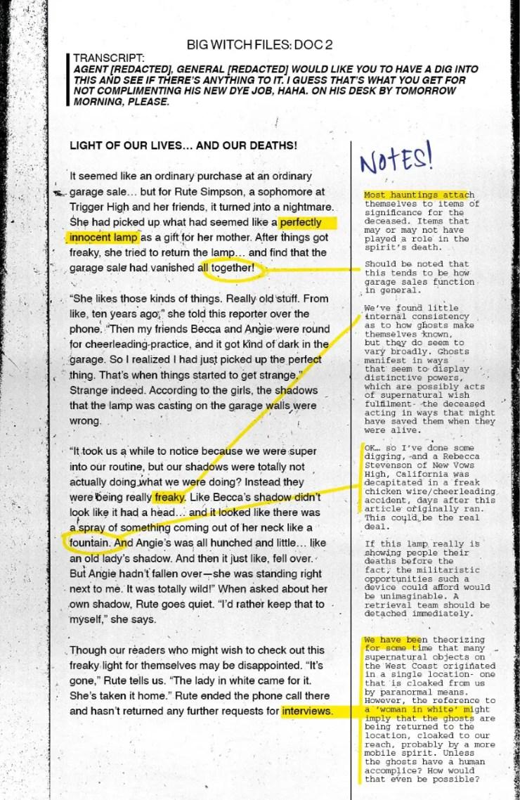 Big Witch Files - Home Sick Pilots