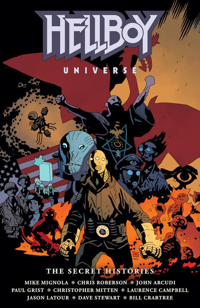 'Hellboy Universe: The Secret Histories' for June 2021