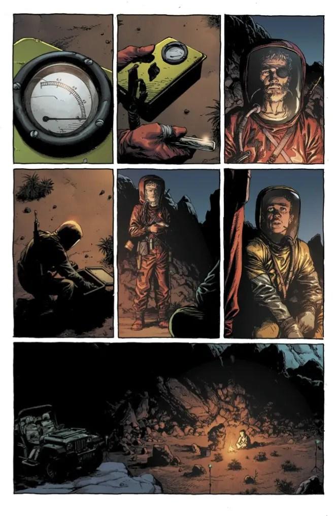 Geiger Image Comics 2021