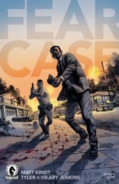 Fear Case #1 Dark Horse Comics