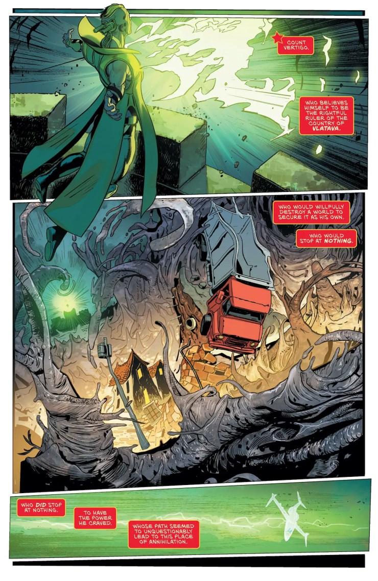 Wonder Woman #766