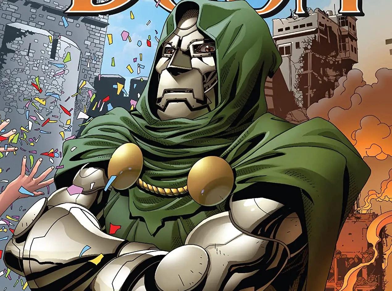 Doctor Doom #10 cover