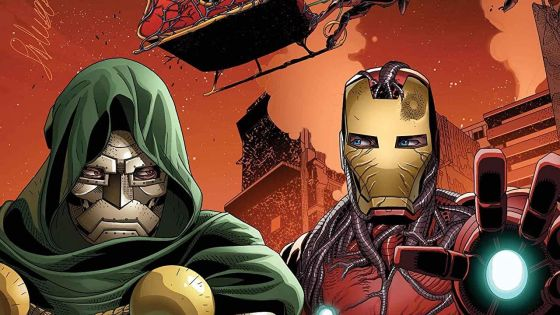 'King in Black: Iron Man/Doom' #1 review