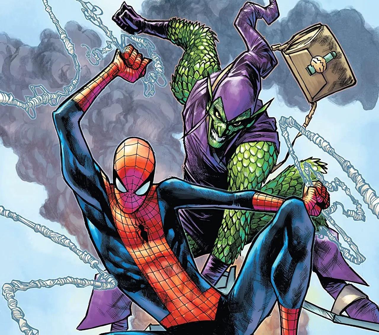 'Amazing Spider-Man Vol. 10: Green Goblin Returns' review