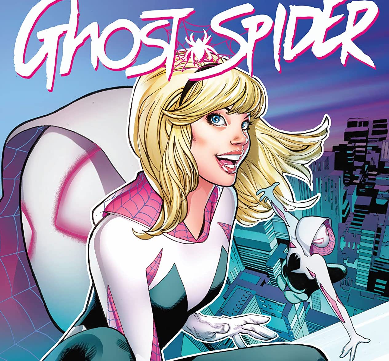'Ghost-Spider Vol. 2: Party People' review
