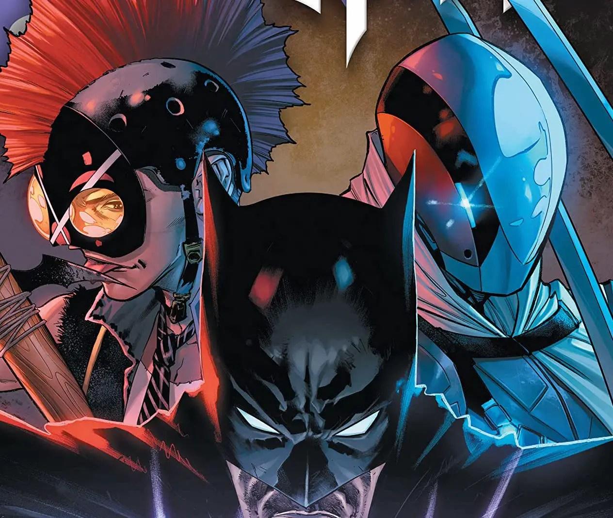 'Batman' #105 review