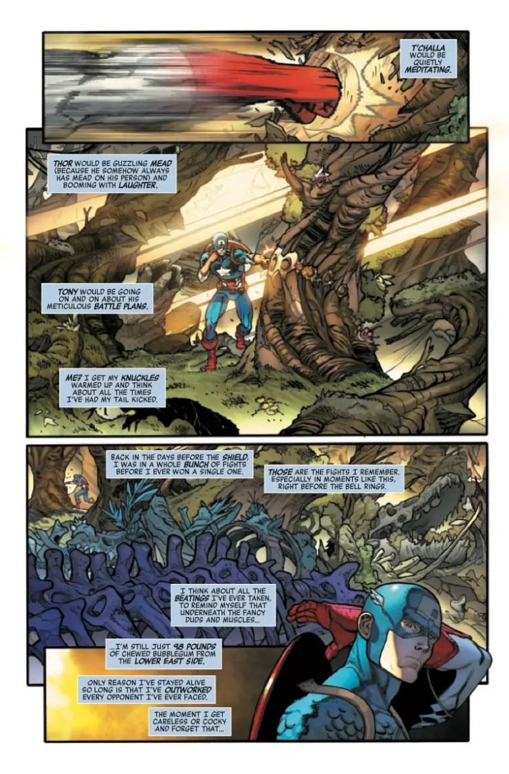 Marvel Preview: Avengers #40