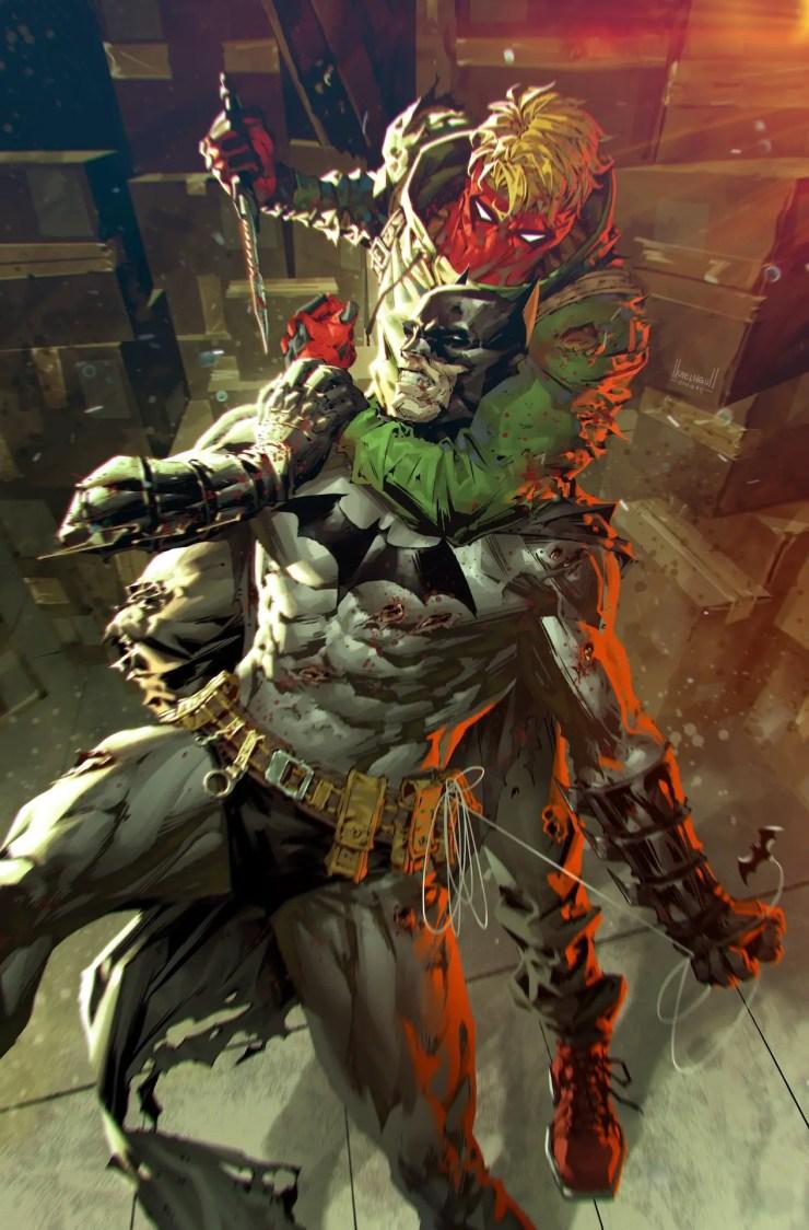 DC Comics launching new 64-page monthly anthology 'Batman: Urban Legends'