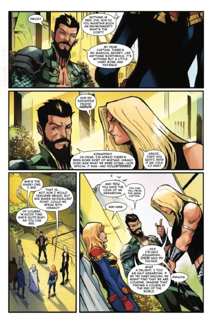 Marvel Preview: Captain Marvel #24