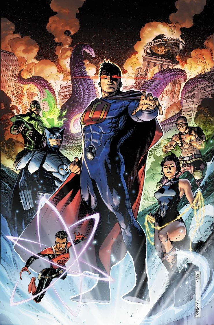 Crime Syndicate #1 March 2021