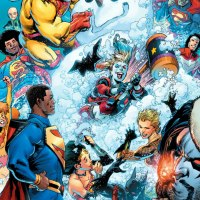 DC First Look: President Superman in 'DC's Very Merry Multiverse' #1