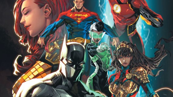 DC First Look: Future State: Justice League #1