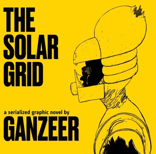 The Society of Illustrators Ganzeer The Solar Grid