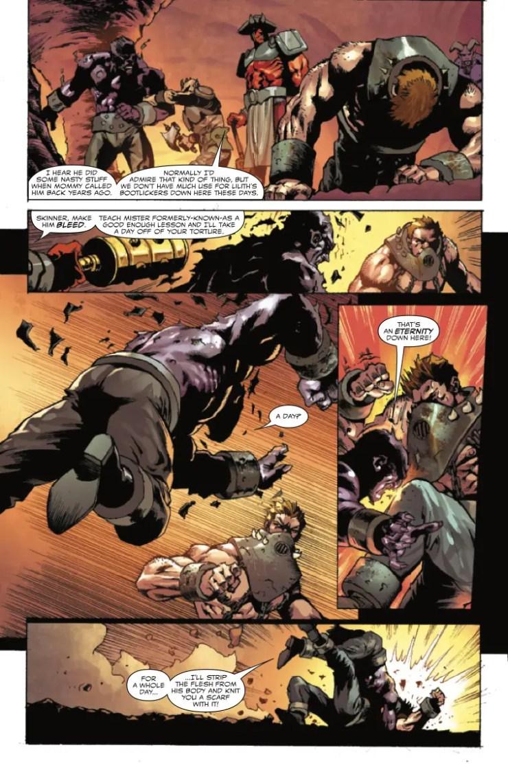 Ghost Rider: Return of Vengeance #1