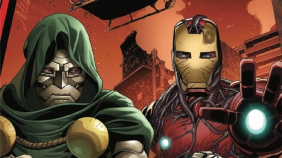 Marvel Preview: King in Black: Iron Man/Doom #1