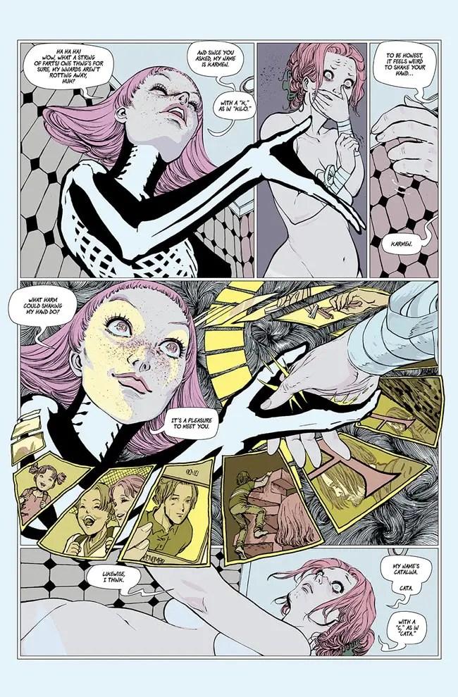 Karmen Image Comics Guillem March preview