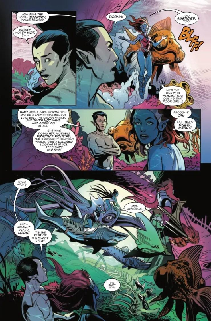 King In Black: Namor (2020-) #1 (of 5)
