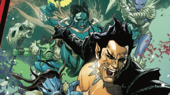 Marvel Preview: King in Black: Namor #2