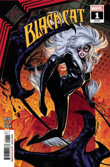 AIPT Comics Podcast Episode 102 Black Cat #1