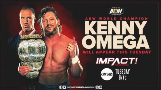 wrestling aew impact