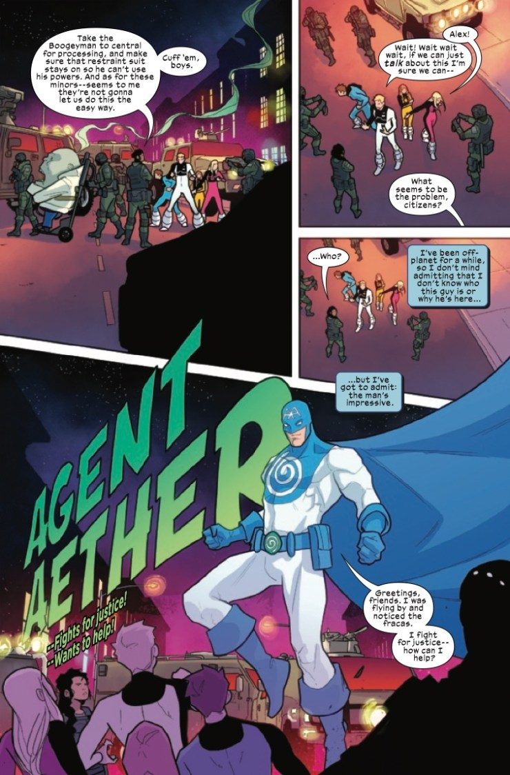 Marvel Preview: Power Pack #2