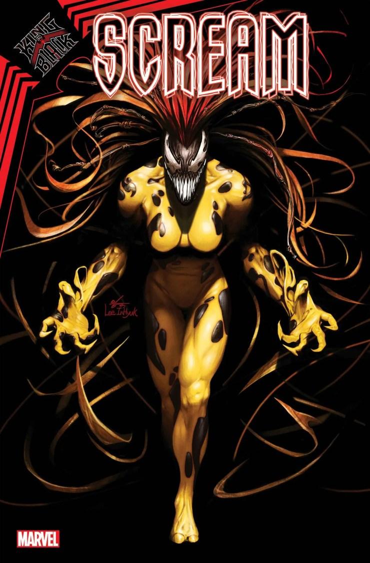 KING IN BLACK: SCREAM #1