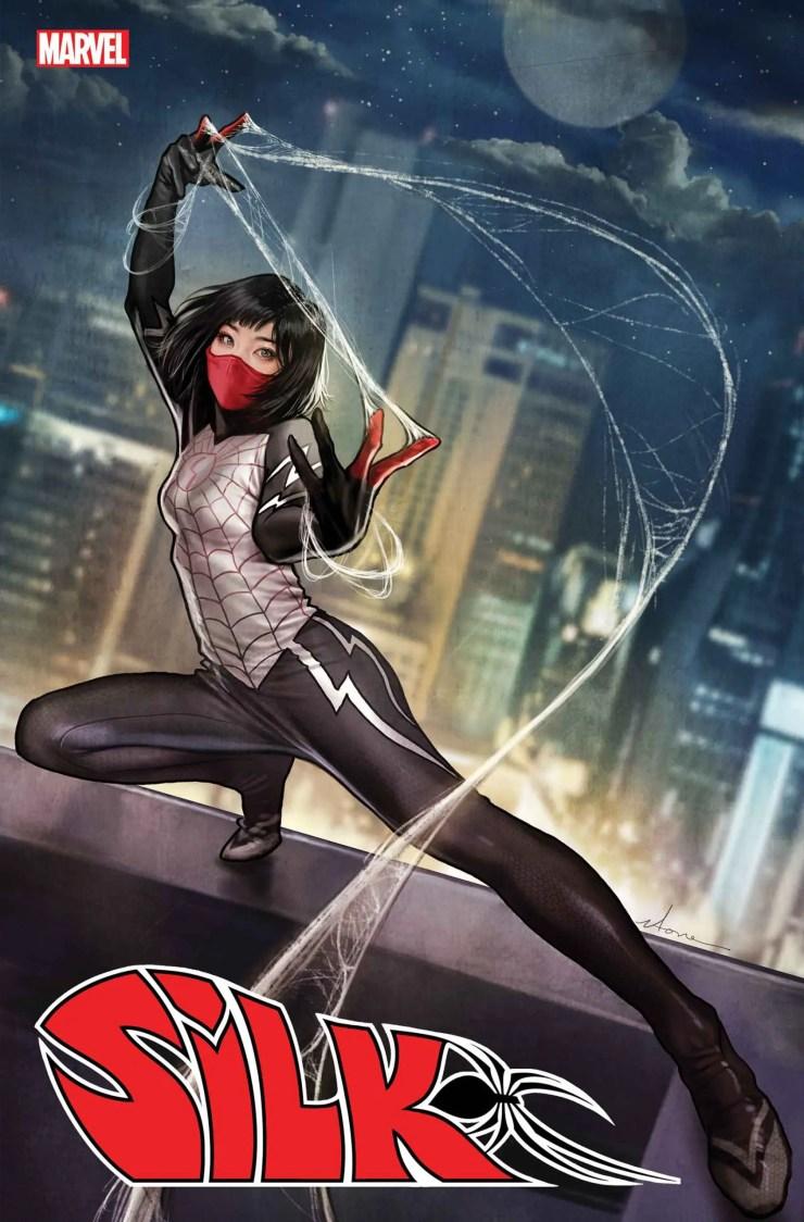 Silk Marvel Comics Maurene Goo 2021