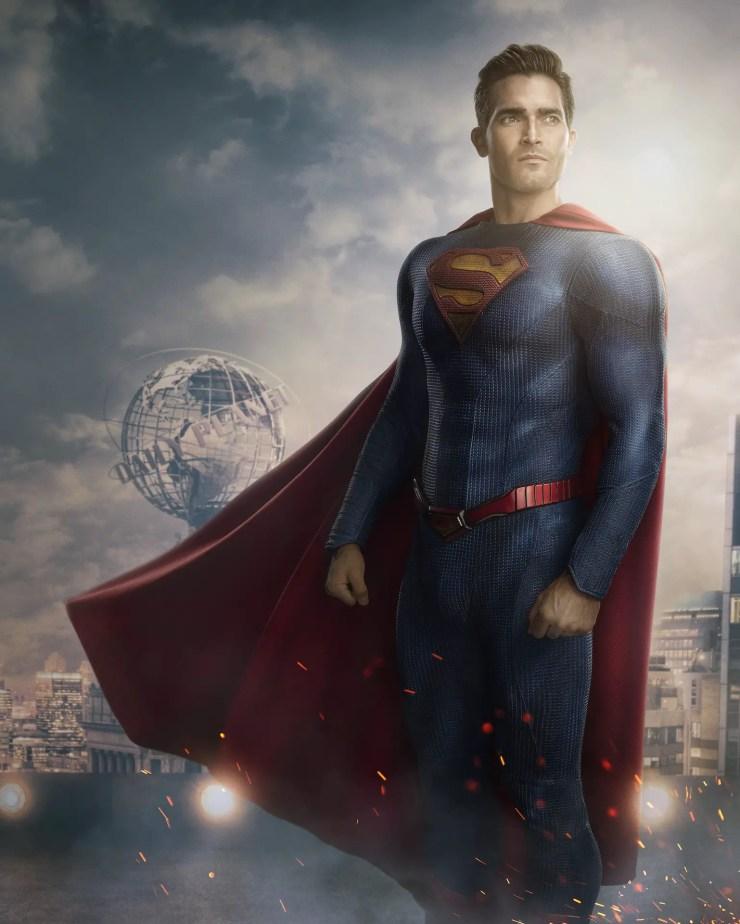 Superman & Lois CW february 2021