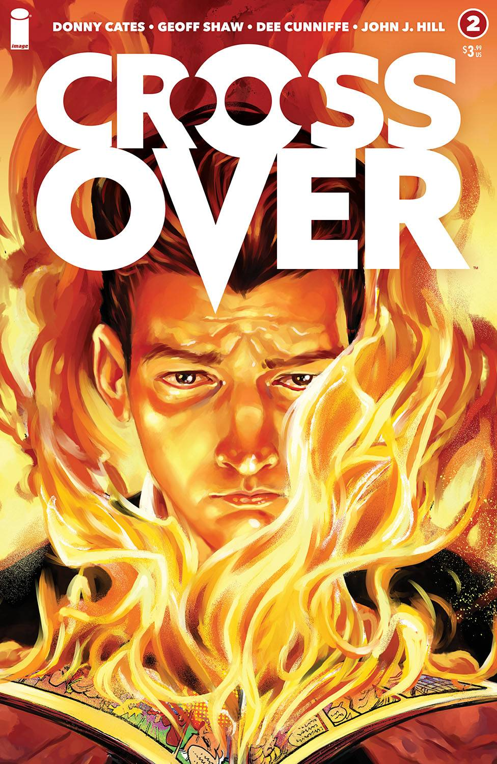 'Crossover' #2 review