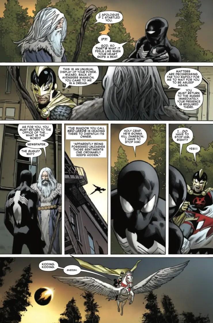 Symbiote Spider-Man: King In Black (2020-) #2 (of 5)
