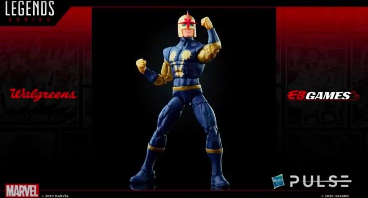 Nova (Marvel Legends)