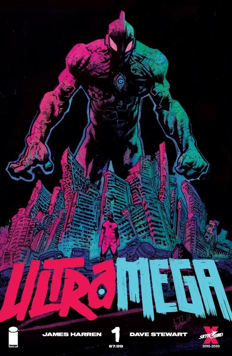 Ultramega Preview Image Comics 2021