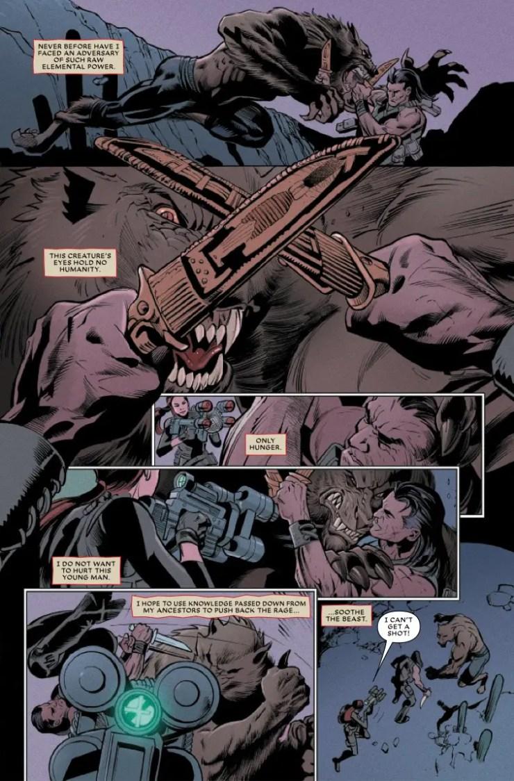 Werewolf By Night (2020-) #3 (of 4)