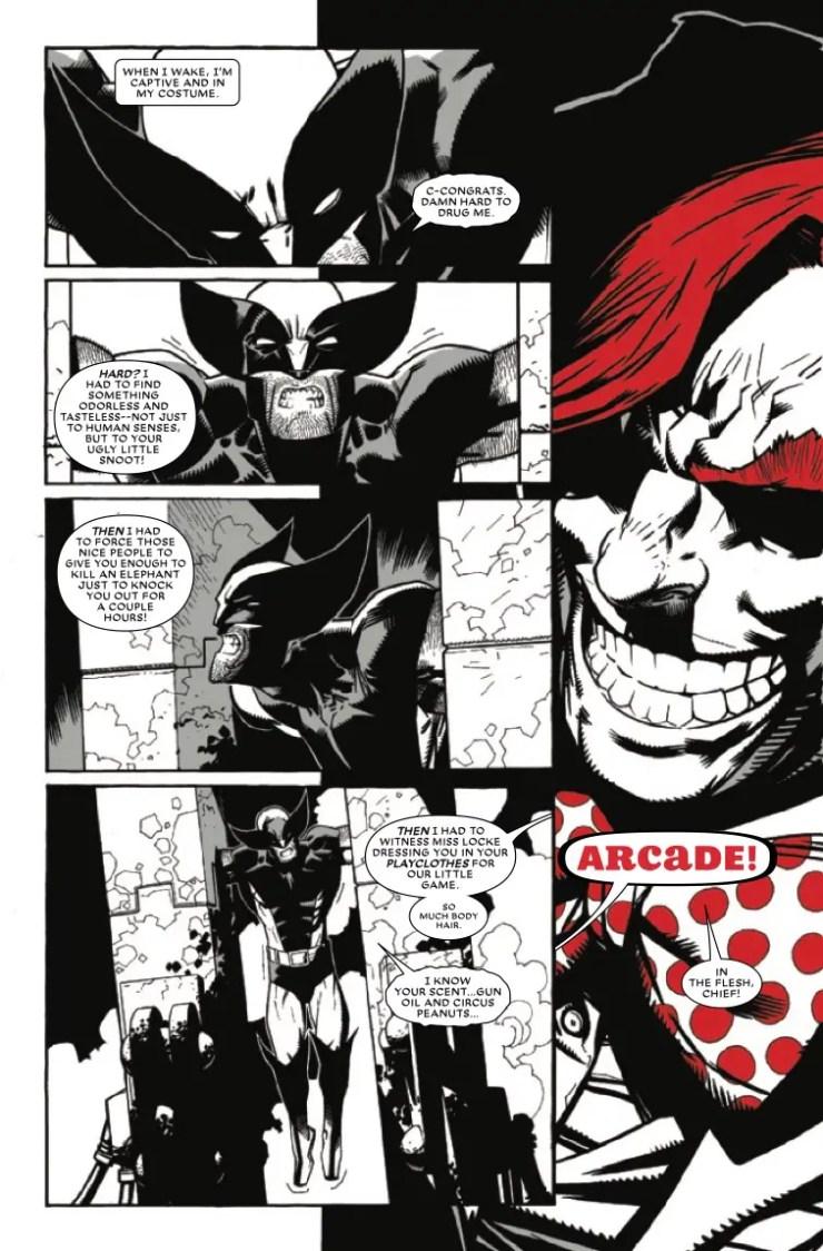 Wolverine: Black, White & Blood (2020-) #2 (of 4)