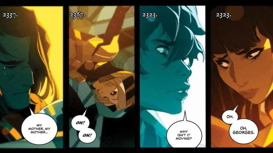 'We Only Find Them When They're Dead' #4 review
