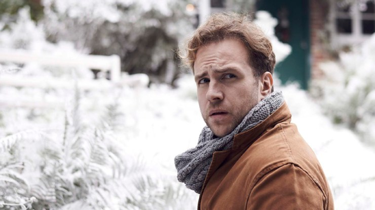 'White Christmas' (Black Mirror, 2014): the best Christmas episode of anything, ever.