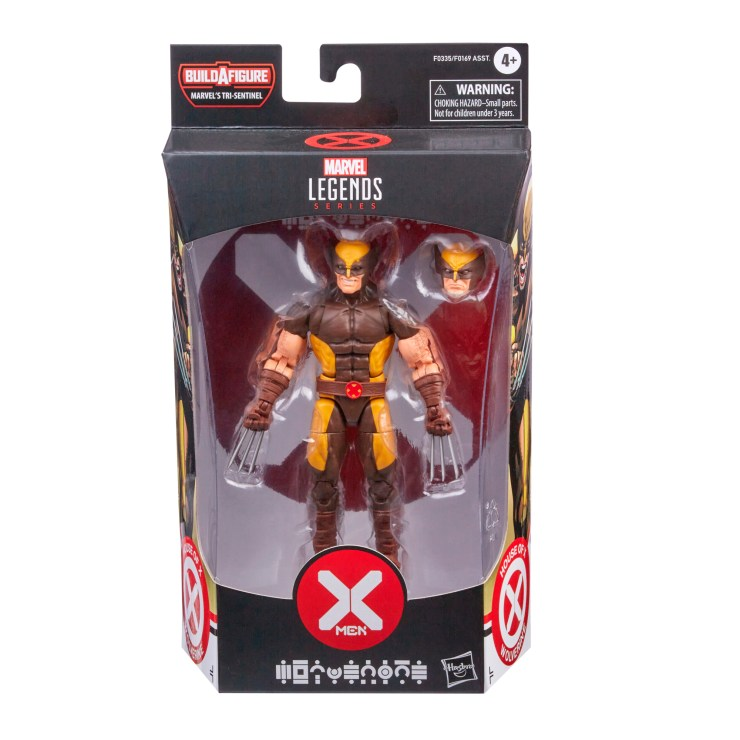Hasbro Fan First Friday: Marvel Legends MODOK, House of X, and more revealed
