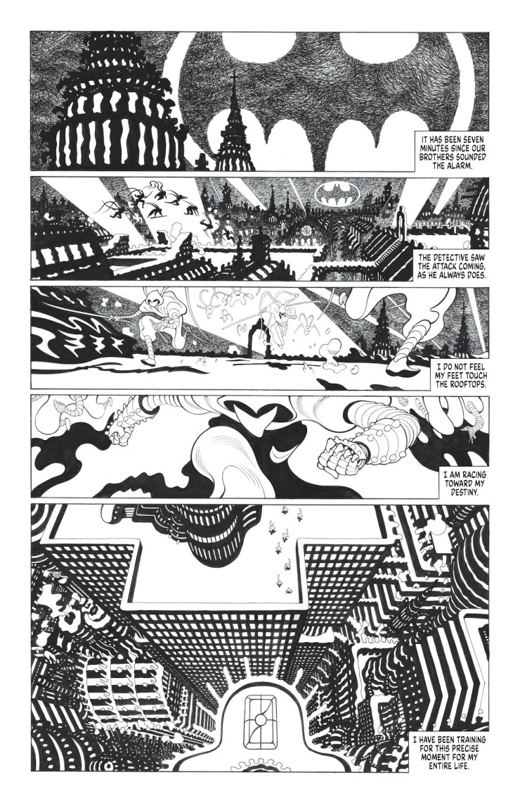 Batman Black & White (2020-) #1